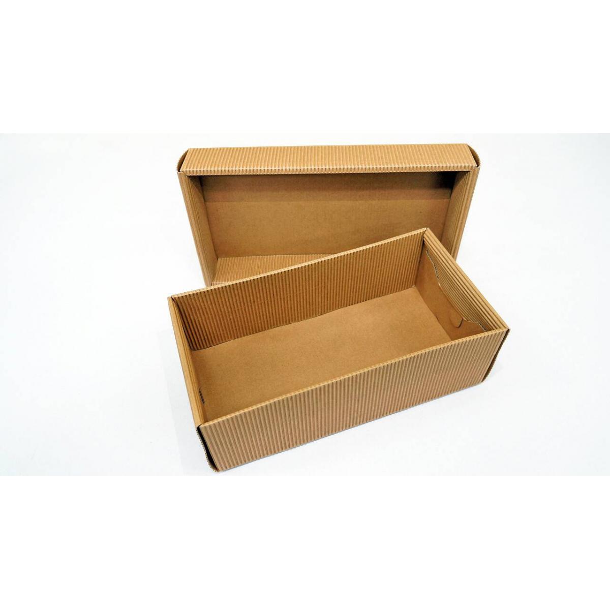 2層浪紙盒