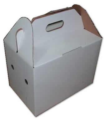 手提式紙盒