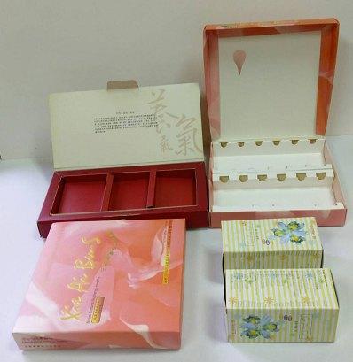 彩色紙盒(彩盒)