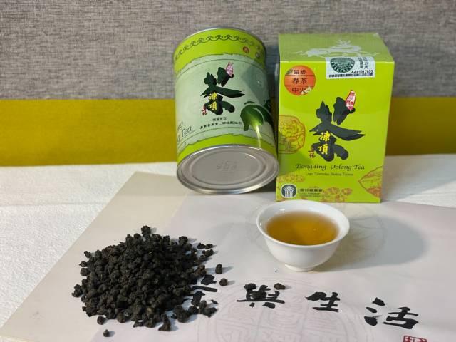 春茶(中火)-四兩裝(150g)