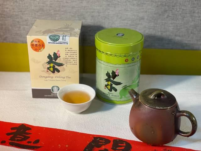 特選春茶(中火)-四兩裝(150g