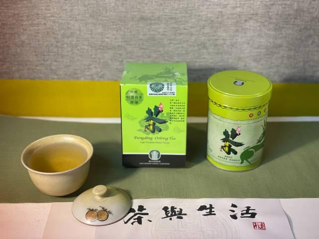特選春茶(原味生茶)4兩裝