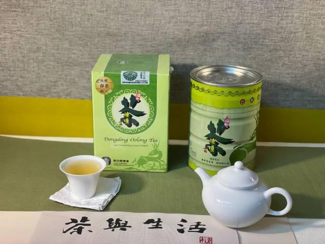 春茶(輕火焙製)半斤裝